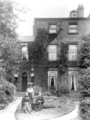 The Pumphrey House, 1908